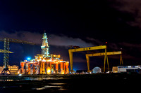 Samson, Goliath & Blackford Dolphin